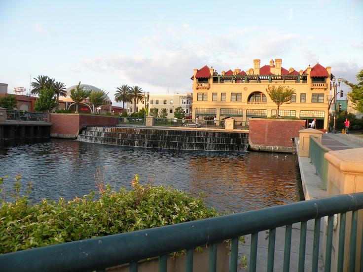 Prime waterfront development property in Stockton, California