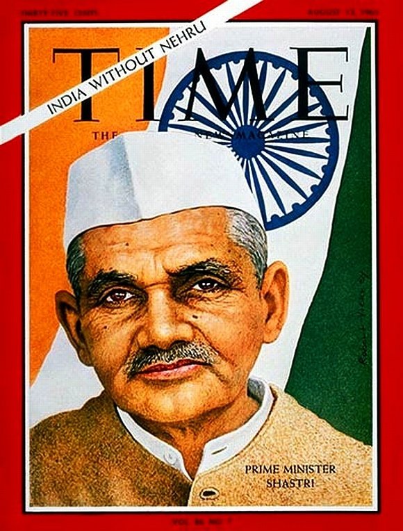 Lal Bahadur Shastri - August 13, 1965 - IndiPin - The Pinboard of India