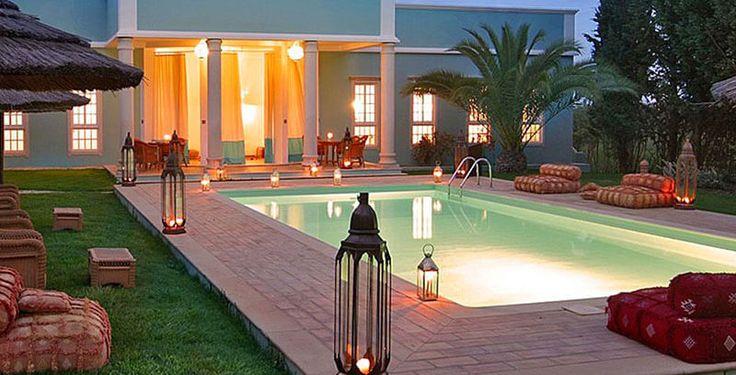 Hotel interior design |  Vila Monte | Algarve | Portugal