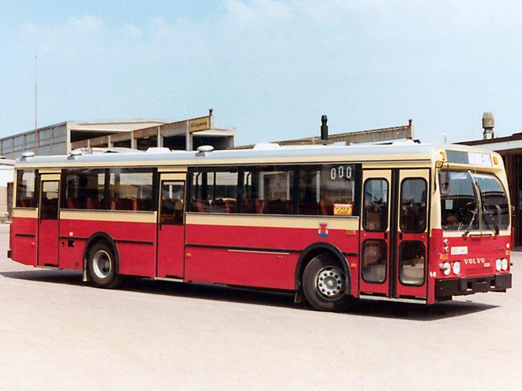'1982 Ikarus 194 K2 (Volvo B10M-60).