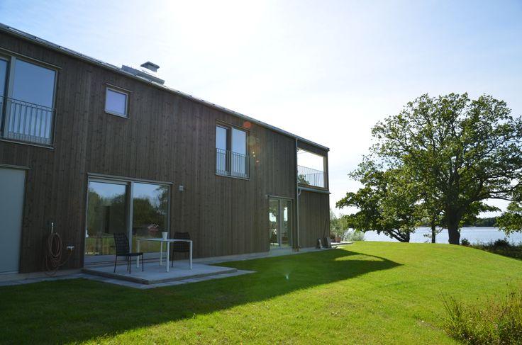 Villa Gränsö Västervik Sweden by Anders Holmberg Arkitekter