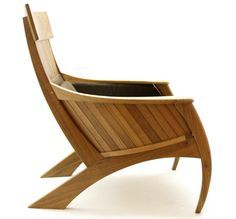 Around the World in 80 Chairs: Sabre Chair by Carlos Motta at 19 Greek Street, London
