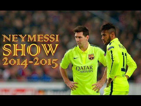 Lionel Messi & Neymar Jr ● The Ney-Messi Show ● 2014-2015 ||HD|| http://www.1502983.talkfusion.com/