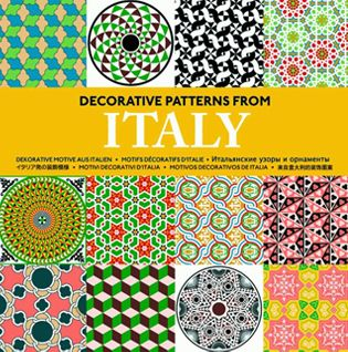 #Leitura - DECORATIVE PATTERNS FROM ITALY - Pepin Press