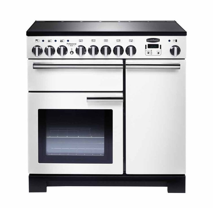 Professional Deluxe 90cm Range Cooker - Induction Hob | Rangemaster