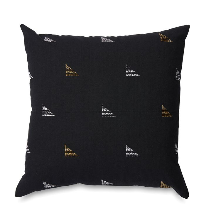 Afiba Embroidered Cushion Cover | Citta Design $44.90