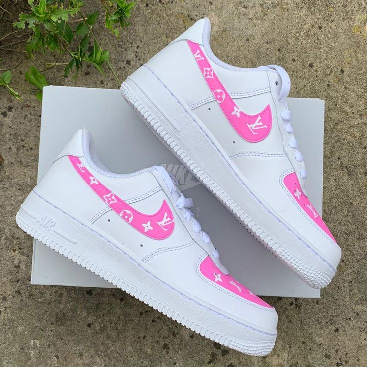 Thermochromic Colour Changing Nike Air Force 1 Custom
