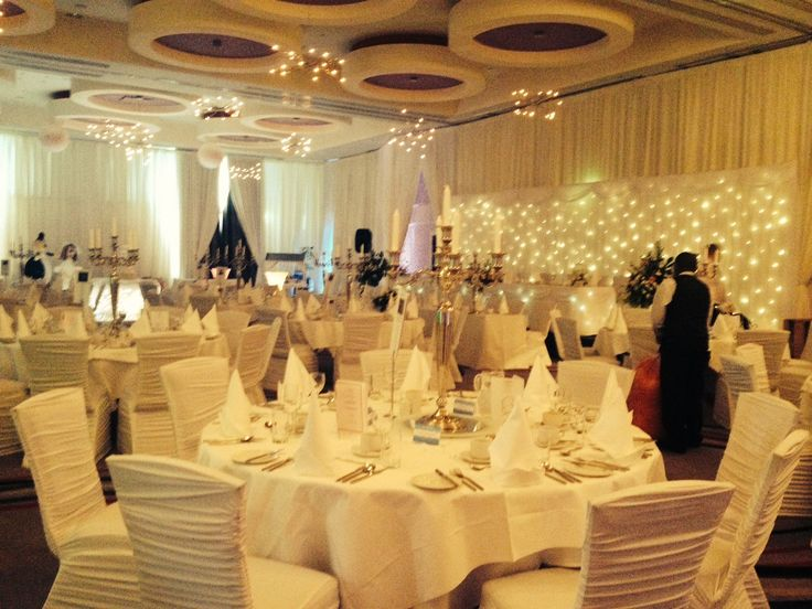 A wedding we had covered in drapeing http://www.carltonhotelblanchardstown.com/weddings