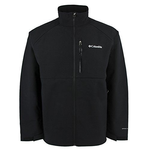 Clean lines and a fine-tuned fit in a soft, windproof package with a waterproof membrane-this light and warm softshell jacket's got what you need for comfort and protection in variable conditions. Plus, our patented thermal-reflective technology, which reflects your body heat for warmth...  More details at https://jackets-lovers.bestselleroutlets.com/mens-jackets-coats/active-performance/shells/product-review-for-columbia-sportswear-mens-heat-mode-ii-softshell-jacket/