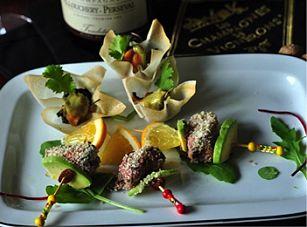 Recette champagne - Voyage apéritif terre-mer vers le nouveau monde We love Champagne: www.the-champagne.ch Zürcher-Gehrig AG Switzerland @ZGAChampagne www.facebook.com/pages/Zurcher-Gehrig-AG