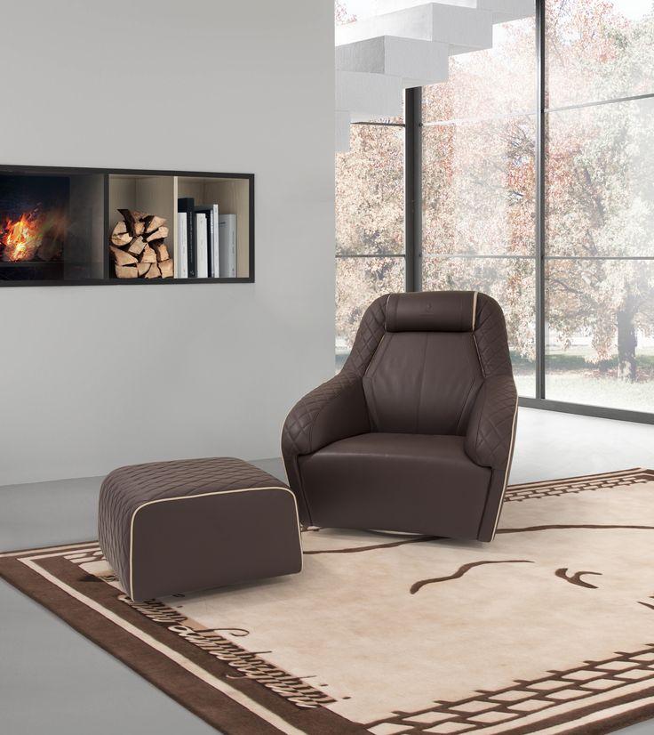 Lamborghini Furniture: #HomeDecor #ToninoLamborghini #Furniture #Interiordesign