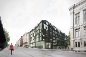 Punanotkonkatu Housing, Helsinki