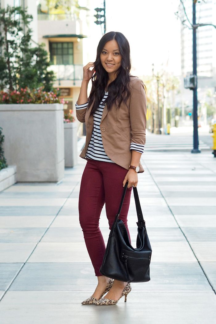 Putting Me Together: Adding Life and Color to Business Casual Work Wear