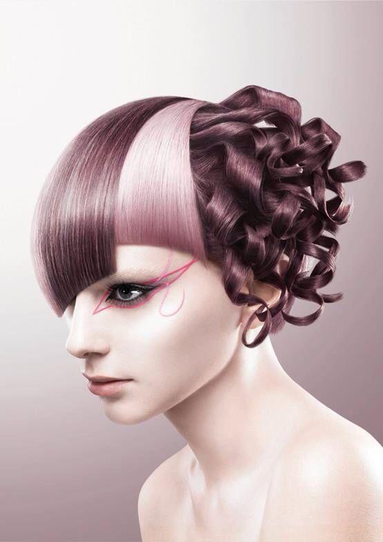 Art coiffure. Vidal Sassoon.