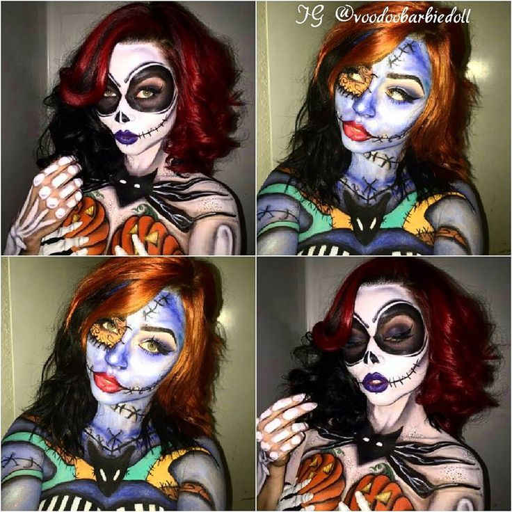 Best 25+ Sally makeup ideas on Pinterest | Sally halloween costume ...