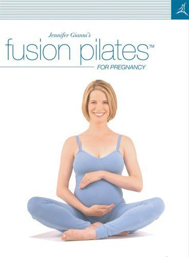 Jennifer Gianni's Fusion Pilates for Pregnancy DVD ~ Anita Halton, http://www.amazon.com/dp/B0001FZB6M/ref=cm_sw_r_pi_dp_GIWXrb1J6P073