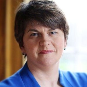 Arlene Foster (Irish, Politician) was born on 03-07-1970.  Get more info like birth place, age, birth sign, biography, family, relation & latest news etc.