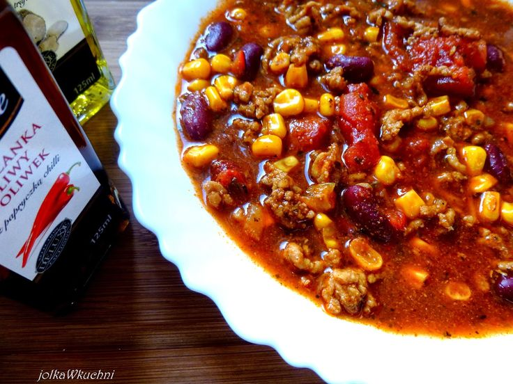 Jolka w kuchni: Zupa meksykańska