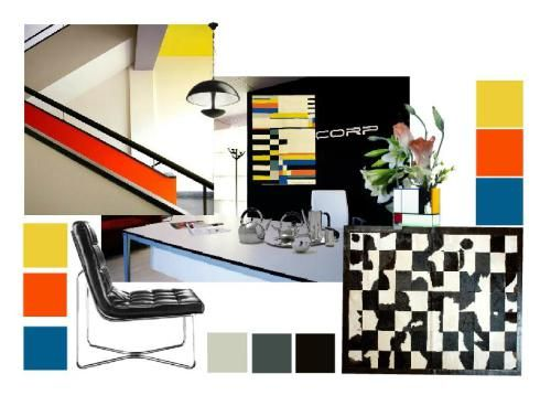 Trendy Bauhaus #bauhaus #interiors #moodboard | Mood Boards   Interior  Boards In 2018 | Pinterest | Bauhaus, Bauhaus Interior And Interior