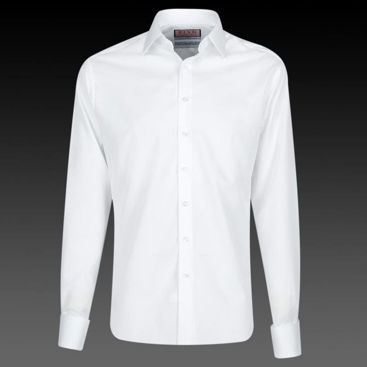 Full White Shirt