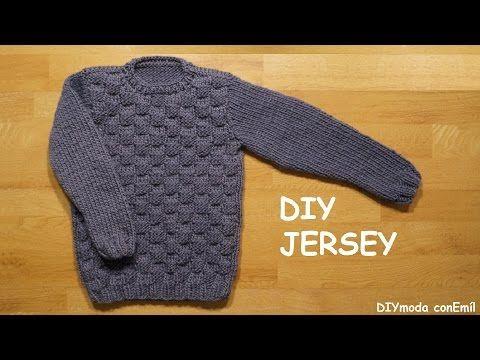 Saquito, chaqueta (jersey) para bebes. Tejido con dos agujas # 471 - YouTube
