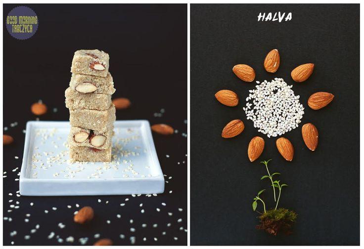 Domowa chałwa z migałami/ Homemade Halva