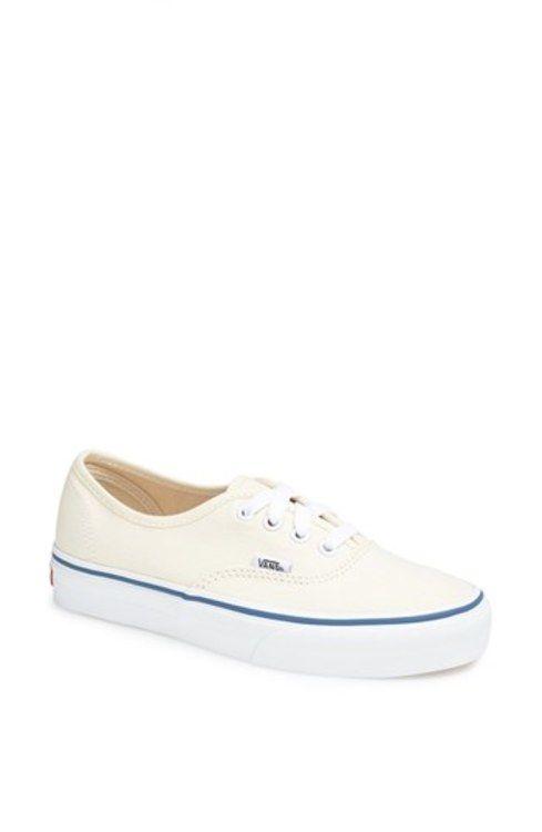 white vans woman shoes