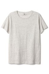 <p>The Alex ss Teeis a timeless Weekday favourite, designed with short sleeves and a simple round neckline. Madeof lightweightand super soft cotton jersey. </p><p>- Size Medium measures 74 cm in length and 106 cm around the chest. The sleeve length is 19,50 cm.</p>