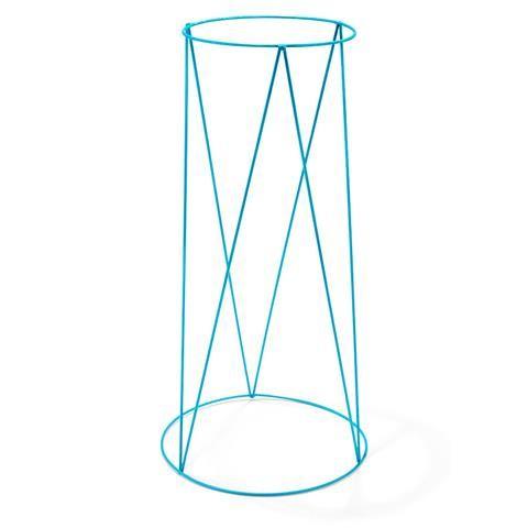 Metal Pot Plant Stand - Aqua | Kmart