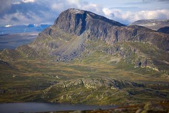 Bitihorn i Valdres
