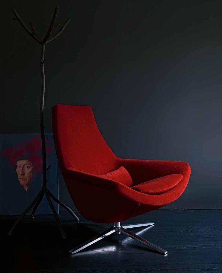 Sessel: METROPOLITAN - Kollektion: B&B Italia - Design: Jeffrey Bernett