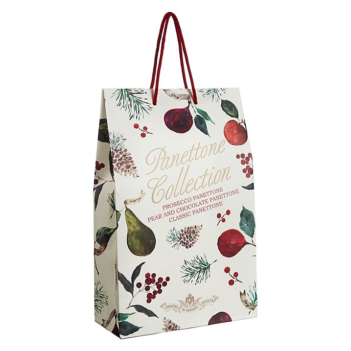 Buy Chiostro Di Saronno Panettone Collection Bag Online at johnlewis.com