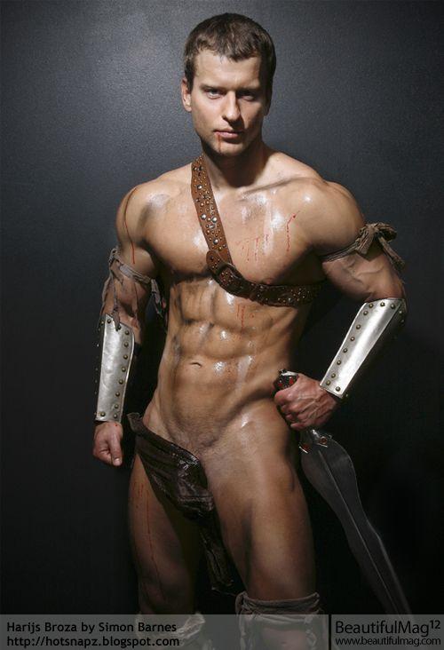 Male Fantasy Porn - Aesthetic MuscleS - Bodybuilding at its Best: Harijs Broza - Bodybuilder -  Fitness Model