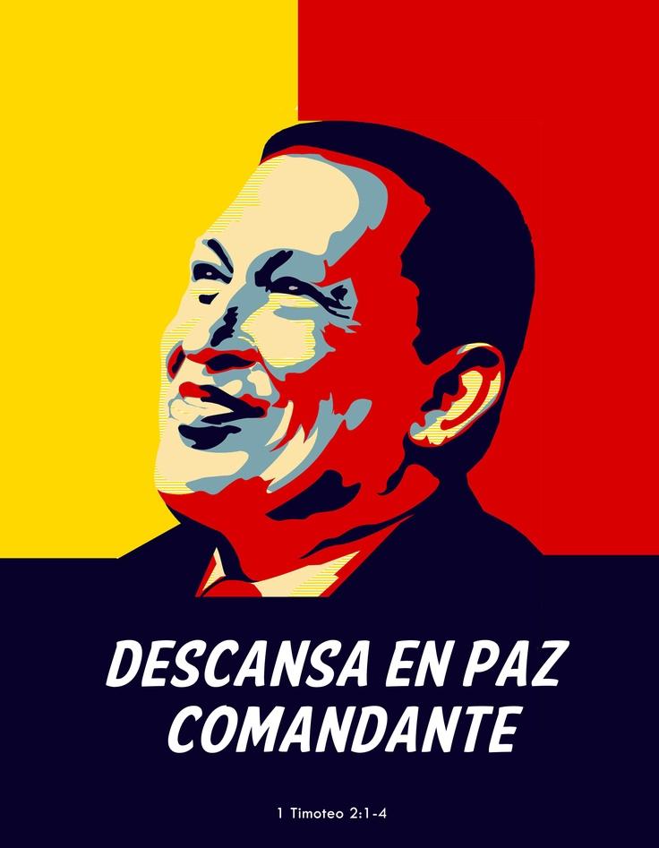 orar por Venezuela #murio hugo chavez