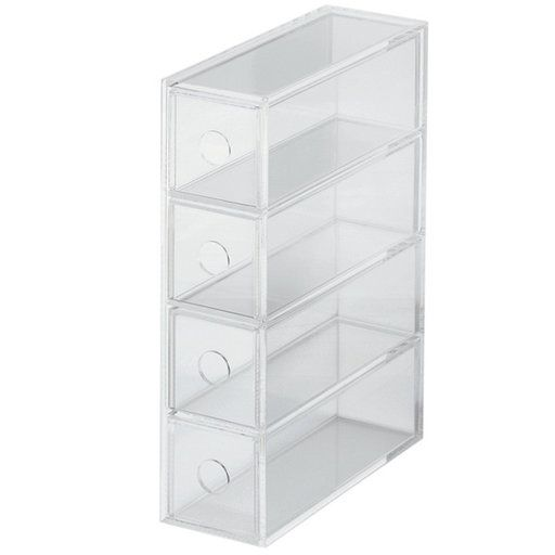 Förvaringsbox Acrylic Unit, 4 fack  - Förvaring- Köp online på åhlens.se!