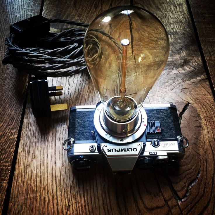 Olympus 35mm Edison Lamp (grey Cable)
