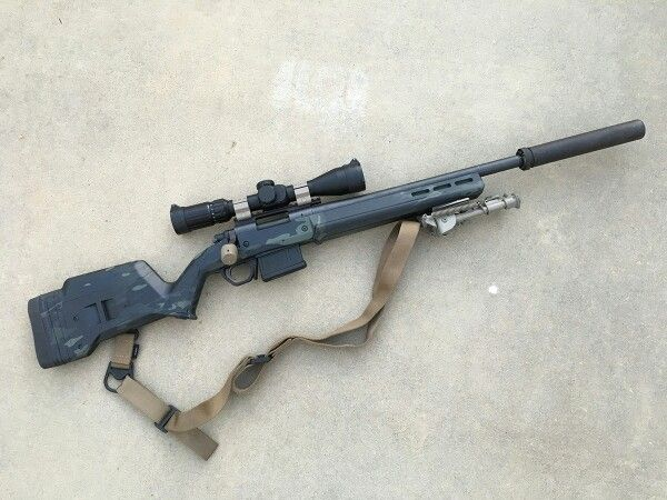 Custom Remington 700 Find our speedloader now! http://www.amazon.com/shops/raeind