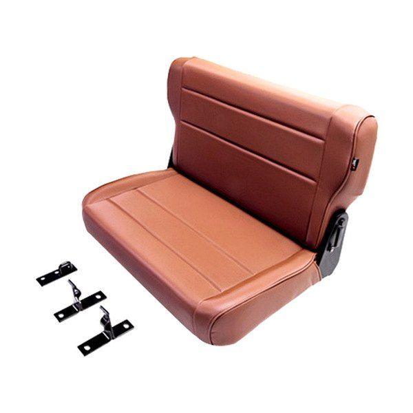 Rugged Ridge Replacement Fold Tumble Rear Seat Spice Rear Seat Jeep Cj Jeep