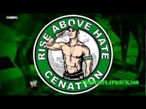 John Cena Theme Song New Titantron 2012 (Green Version) - YouTube