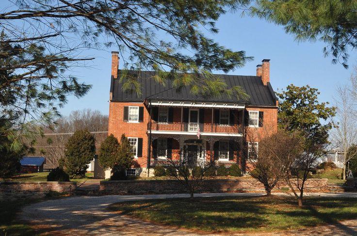 Rose Hill Farm in Loudoun County, Virginia.