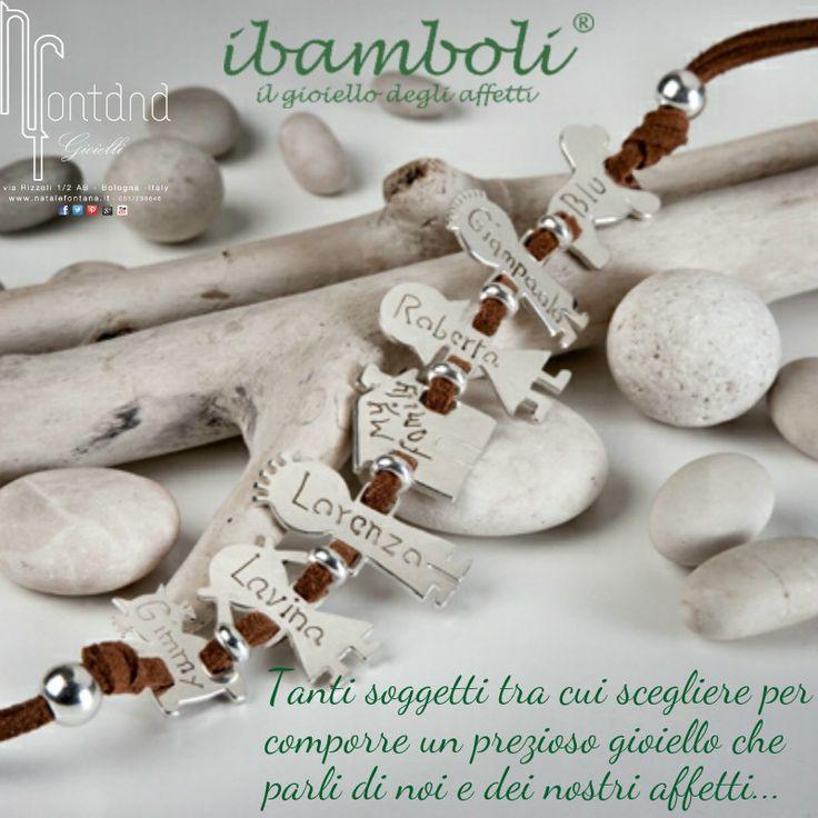 #iBamboli #bracelet #bracciale #charms #family #love #little #madeinItaly #famille #jewels #gioielli #bologna #viarizzoli