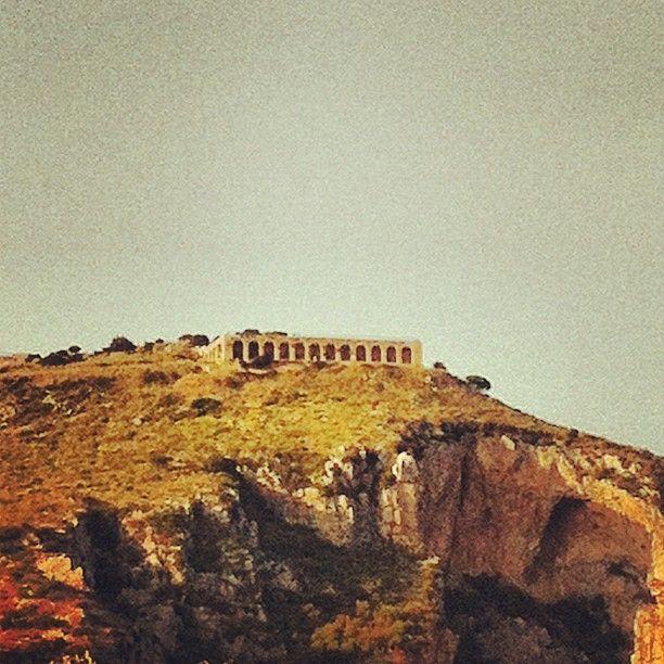 Il tempio di Giove Anxur @ Terracina