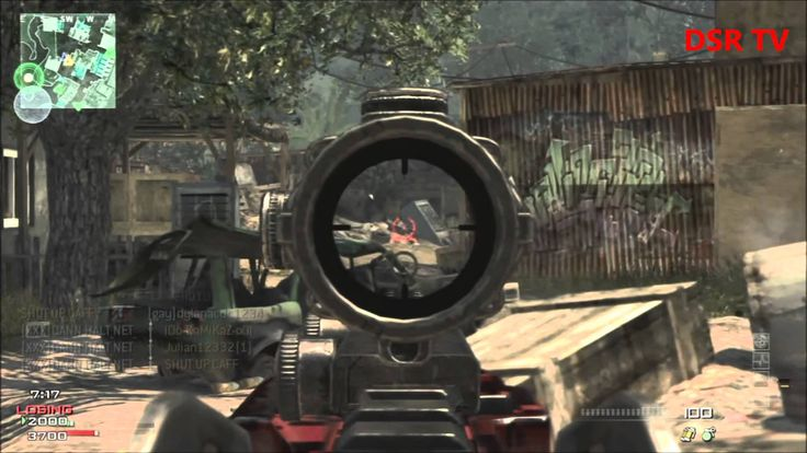 DSR TV DJMeng MW3 let's play EP 26