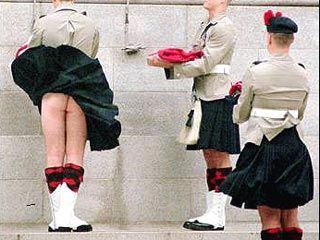 Евросоюз хотел запретить Шотландии килт в качестве мужской одежды