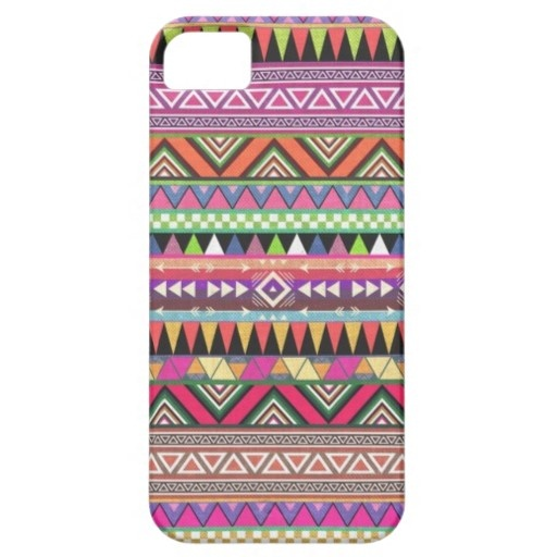 Aztec Andes Pattern iPhone 5 Cover