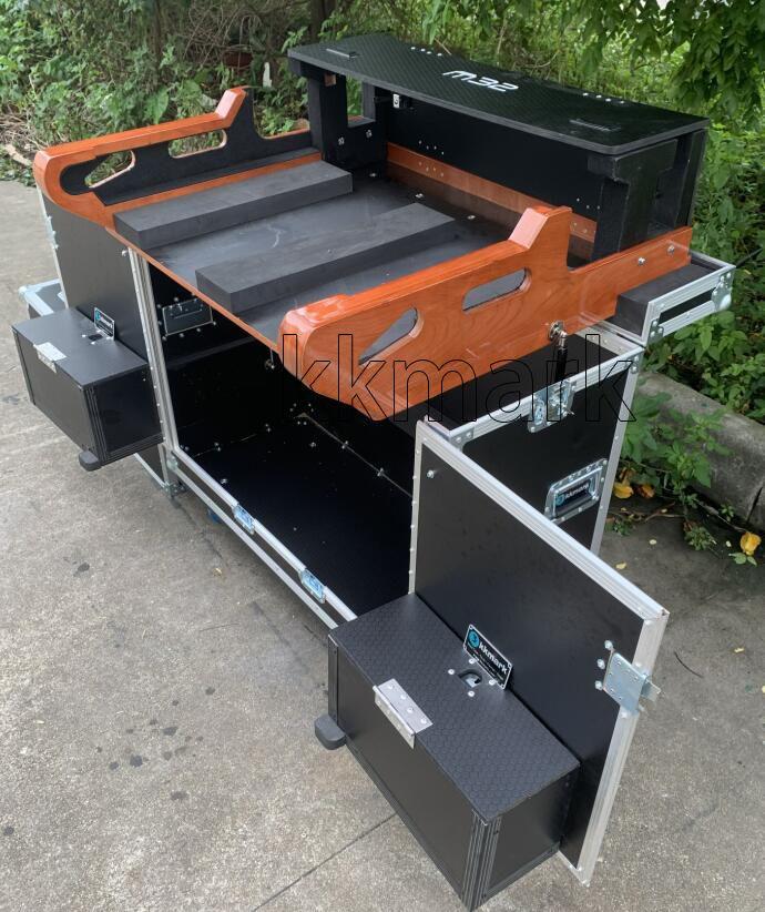 Flight Case for Midas M32R Digital Mixing Desk