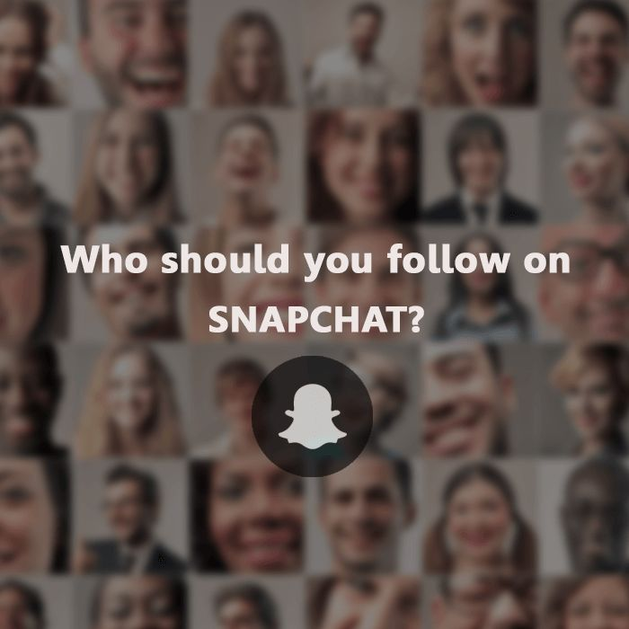 TOP 10 SNAPCHAT ACCOUNTS YOU SHOULD FOLLOW