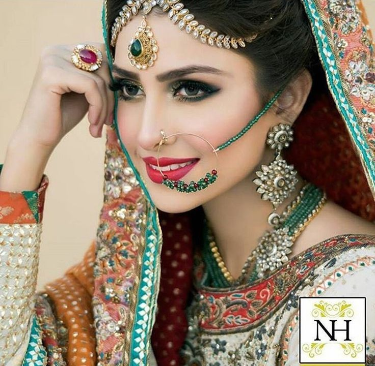 2027 Best Pakistani Bridal Wear And Formal Dresses Images On Pinterest | Asian Style Bridal And ...