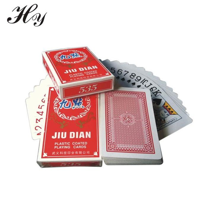 Playing Cards Poker Paper Playing Cards Game Poker Cards Red Poker Baralho Cartas Fun Cartas De Jogar Paper For Playing Card #women, #men, #hats, #watches, #belts, #fashion, #style