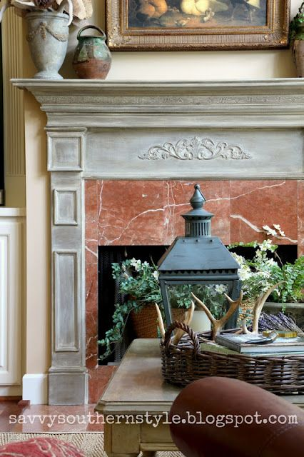 Nice Savvy Southern Style: A.S. CoCo Chalk Paint W/ A Wash Of A.S. Country Grey Design Ideas